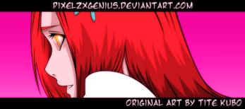 Bleach 598 Orihime talks by pixelzxgenius