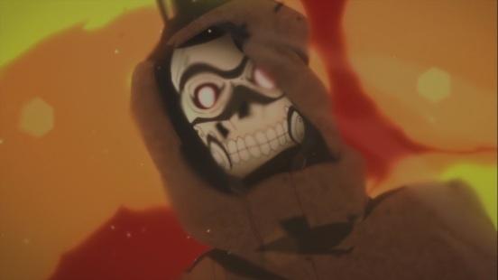 Death Gun and Fire