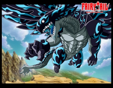 Fairy Tail 399 Acnologia arrives by bejitsu
