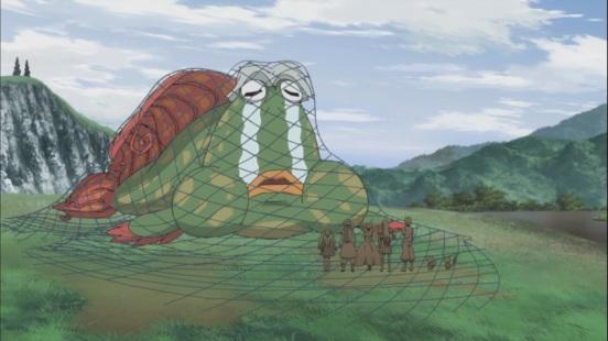 Fairy Tail captures Mole
