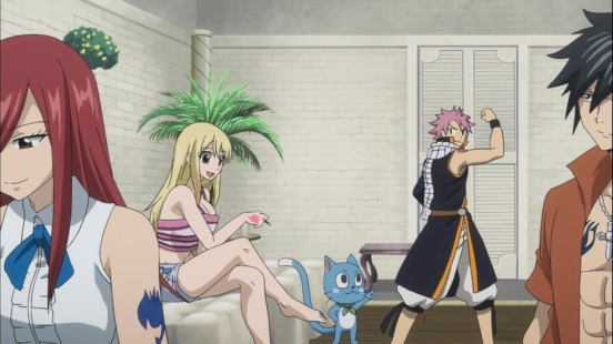 Fairy Tail ready to go back home