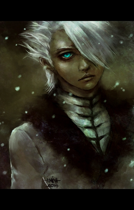 Ice In Your Eyes – Toshiro Hitsugaya