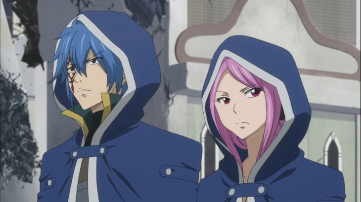 Jellal and Meredy   Daily Anime Art