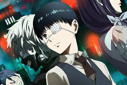 Watch Tokyo Ghoul (Anime)