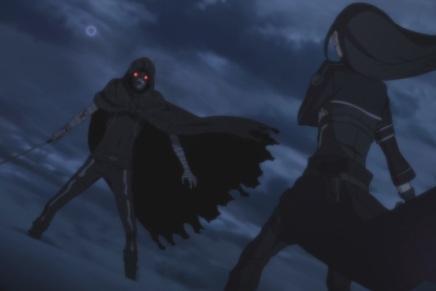 Kirito faces Death Gun/Sterben – Sword Art Online II 12(Thoughts)