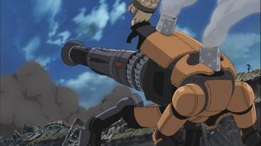 Mecha Naruto's Bijuu Dama Cannon