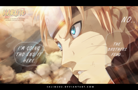 Naruto 692 Naruto End It by Salim202