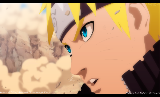 Naruto 692 Naruto To End It by IITheYahikoDarkII