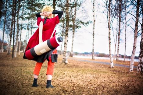 Naruto Sage Mode his dream by mimixum