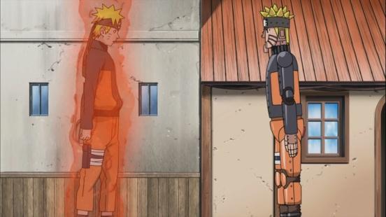 Naruto vs Mecha Naruto