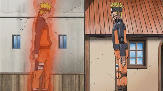 Naruto vs Mecha Naruto