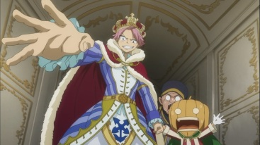 Natsu is King
