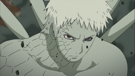 Obito is pissed off