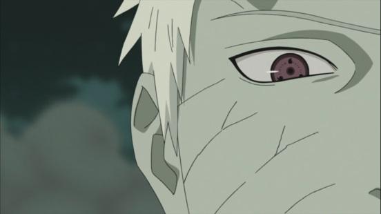 Obito's eye