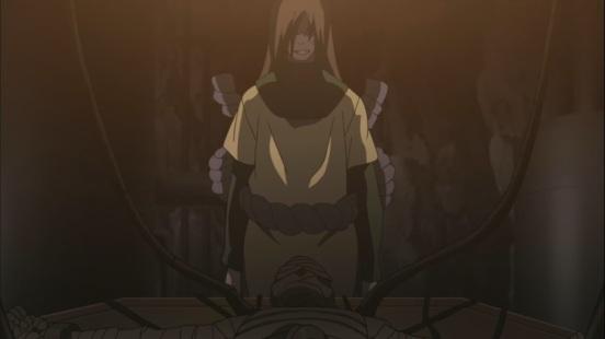 Orochimaru's experiment