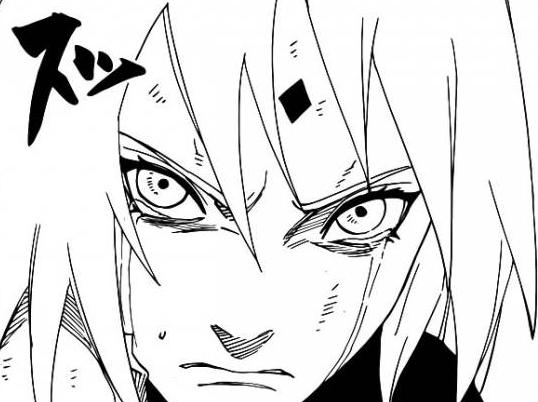 Sakura cry's for Sasuke