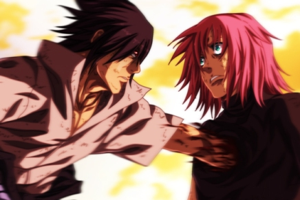 Naruto vs Sasuke! Sakura Loves Sasuke – Naruto693