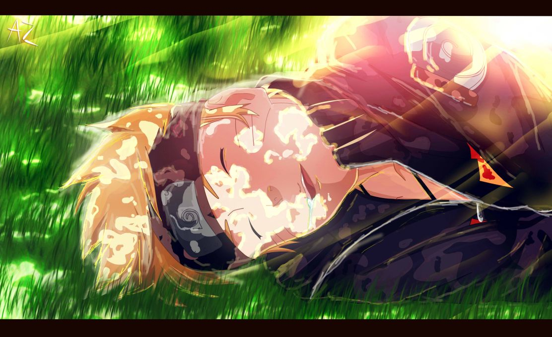 Wake Up Naruto Uzumaki by Animezona