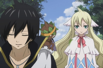 Zeref's Annihilation! Natsu and Lucy's Job – Fairy Tail 201