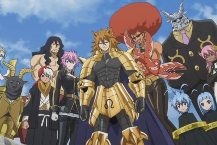 The Evil Celestial Spirits! Filler Arc – Fairy Tail 205
