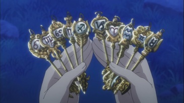 All of Lucy's Celestial Keys