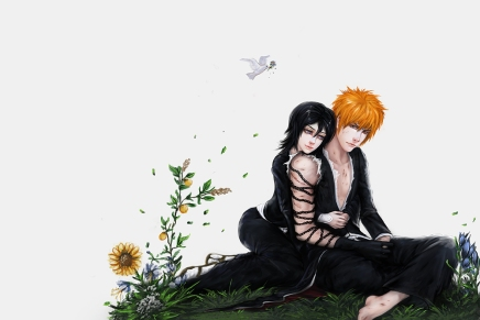 A Peaceful Shinigami Life – Ichigo and Rukia