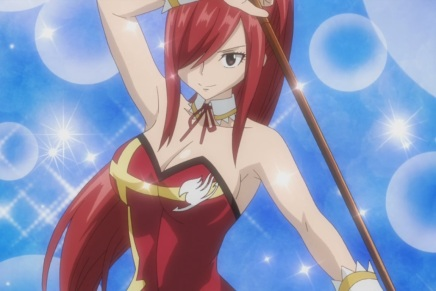 Erza's Pride in Fairy Tail! Moulin Rouge – Fairy Tail 203