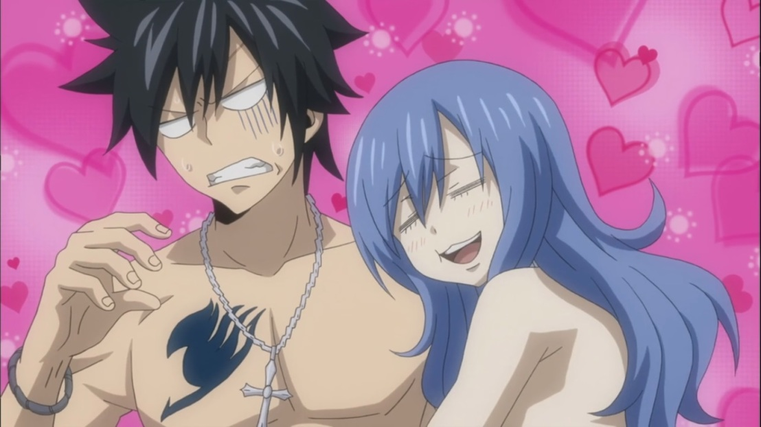 Juvia and Gray