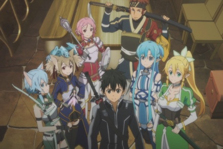 Group Party to Excalibur – Sword Art Online II 15 (Thoughts)