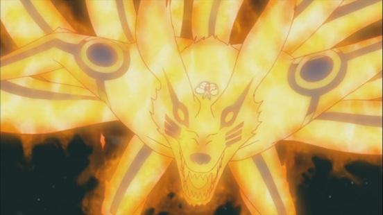 Kurama and Naruto prosper