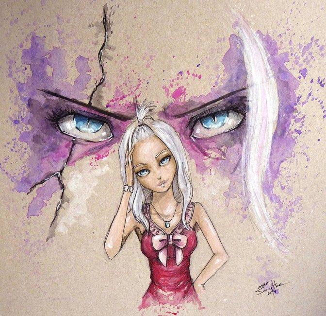 Mirajane Strauss Fairy Tail by AdamScythe