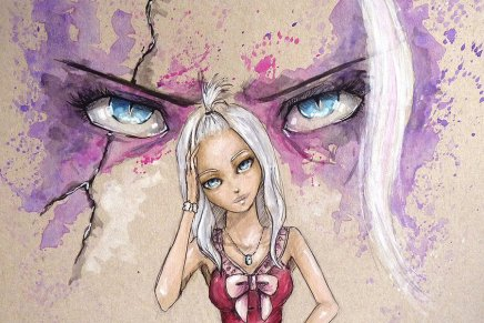 The Rage Inside – Mirajane Strauss
