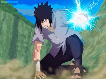 Naruto 697 Last Resort Sasuke by IISharuchihaII