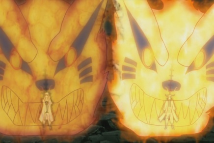 The Divine Tree! Infinite Tsukuyomi – Naruto Shippuden 381