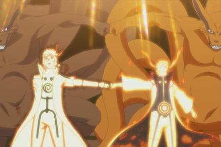 Naruto and Minato! Two Kurama's – Naruto Shippuden380