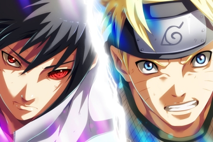 Naruto vs Sasuke! The Real Hokage – Naruto 694