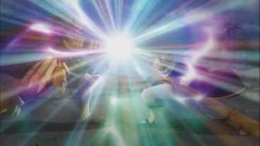 Natsu vs Loki