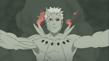 Obito's power