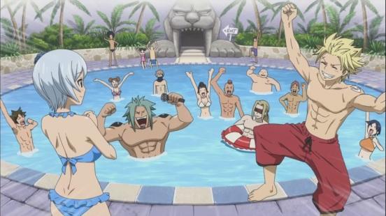 Sabertooth's pool