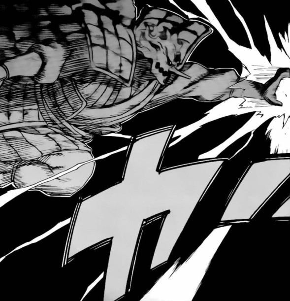 Sasuke's Susanoo Chidori
