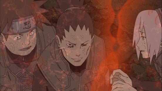 Shikamaru energised