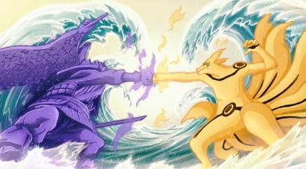 Naruto vs Sasuke! Understand Each Other – Naruto695