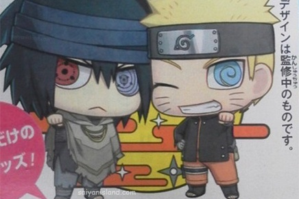 "Sasuke's Outfit Design and Mysterious Man in ""The Last"" Naruto The Movie"