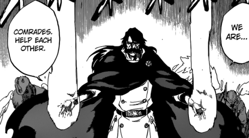 Yhwach Revives Elite Force