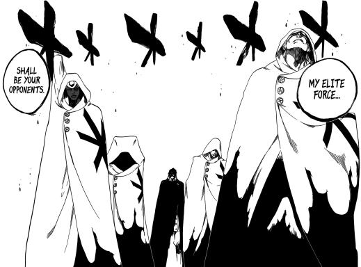 Yhwach's Elite Force