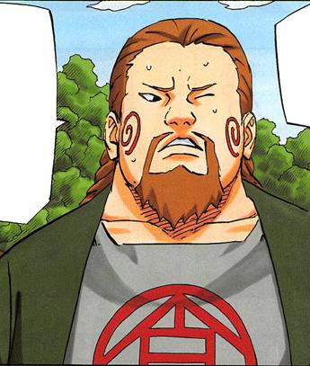 Choji Akimichi Older