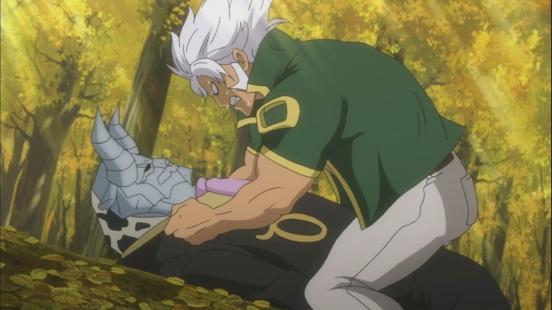 Elfman defeats Taurus