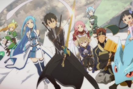 Quest Complete! Excalibur Achieved – Sword Art Online II 17 (Thoughts)
