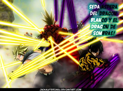 Fairy Tail 409 Rogue Sting Jiemma by jackaleteriasu