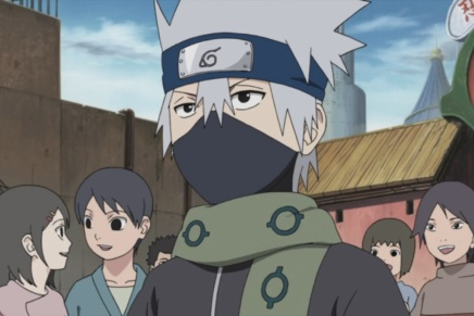 Kakashi's Face May Be Revealed In Naruto Exhibition Guestbook
